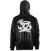 ThirtyTwo El Segundo Hoodie, Black, medium