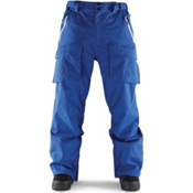 ThirtyTwo Conquest Mens Snowboard Pants, Blue, medium