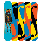 Forum Youngblood DoubleDog Wide Snowboard 2013, 155cm Wide, medium