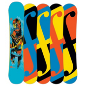 Forum Youngblood DoubleDog Wide Snowboard 2013, 157cm Wide, medium