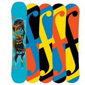 Forum Youngblood DoubleDog Wide Snowboard 2013, 150cm Wide, medium