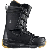 Forum Tramp Snowboard Boots, Black Gummer, medium