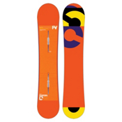 Burton Custom Flying V Wide Snowboard 2013, 158cm Wide, medium