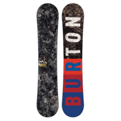 Burton Blunt Wide Snowboard 2013, 162cm Wide, medium