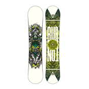 Burton TWC Standard Wide Snowboard 2013, 156cm Wide, medium