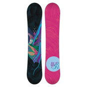 Burton Lux Womens Snowboard 2013, 147cm, medium