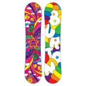 Burton Chicklet Girls Snowboard 2013, 120cm, medium