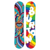 Burton Chicklet Girls Snowboard 2013, 125cm, medium