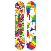 Burton Chicklet Girls Snowboard 2013, 130cm, medium