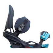 Burton Cartel EST Snowboard Bindings 2013, Blue Collar, medium