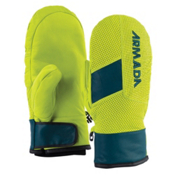 Armada Eight Mittens, Lime, medium