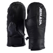 Armada Eight Mittens, Black, medium