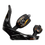 Burton Stiletto Womens Snowboard Bindings 2013, Black, medium