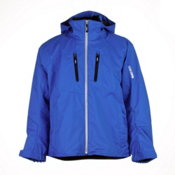 Descente Guide Mens Insulated Ski Jacket, Royal Blue, medium
