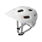 POC Trabec Mens Fitness Helmet, White, medium