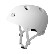 POC Receptor Commuter Mens Skate Helmet, White, medium