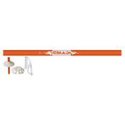 Armada Motive Ski Poles, Orange, medium