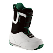Burton Ruler Snowboard Boots 2013, White-Black-Green, medium