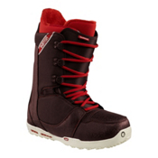Burton Rampant Snowboard Boots 2013, Brown-Red, medium