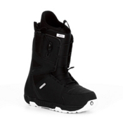 Burton Moto Snowboard Boots 2013, Black-White, medium