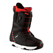 Burton Moto Snowboard Boots 2013, Black-White-Multi, medium