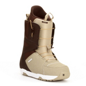 Burton Moto Snowboard Boots 2013, Brown-Tan, medium