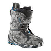Burton Axel Womens Snowboard Boots, Gray-Blue, medium