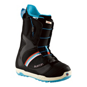 Burton Mint Womens Snowboard Boots 2013, Black-Multi, medium
