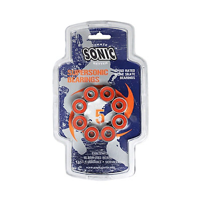 Sonic Supersonic ABEC5 Skate Bearings 2016, , viewer