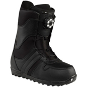 Burton Jet Snowboard Boots 2013, Black, medium