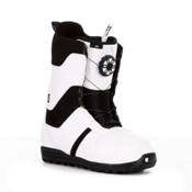 Burton Jet Snowboard Boots 2013, White-Black, medium