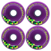 Orangatang Durian Skateboard Wheels - 4 Pack, 83a, medium