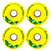Orangatang Durian Skateboard Wheels - 4 Pack, 86a, medium