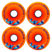 Orangatang Stimulus Skateboard Wheels - 4 Pack, 80a, medium
