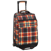 Burton Wheelie Flight Deck Bag 2013, Majestic Black Plaid, medium