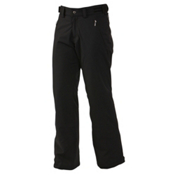 Descente Annie Womens Ski Pants, Black, medium