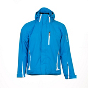 Descente Charger Mens Insulated Ski Jacket, Cobalt Blue, medium