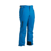 Descente Peak Waist Mens Ski Pants, Cobalt Blue, medium