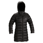 DNA Erika Long Length Womens Jacket, Black, medium
