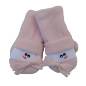 32 DEGREES Snowman Toddlers Mittens, , medium