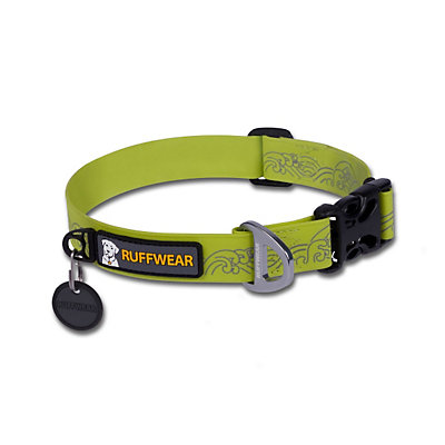 Ruffwear Headwater Collar 2015, Fern Green, large