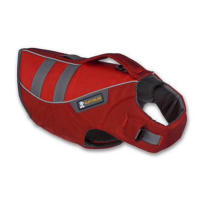 Ruffwear K-9 Float Coat 2016, Red Currant, viewer