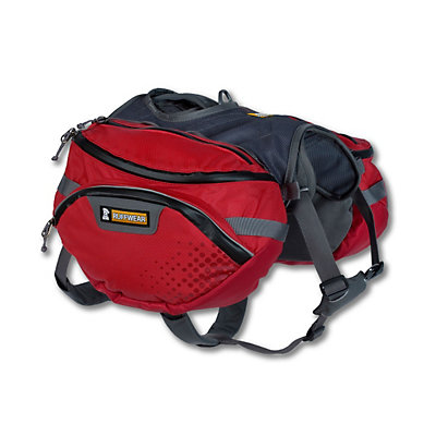 Ruffwear Palisades Pack 2016, Red Currant, viewer