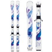 Volkl Aurena Womens Skis with Marker 4 Motion 10.0 Essenza Bindings 2013, , medium