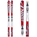 Volkl Racetiger GS Speedwall Junior Race Skis 2013