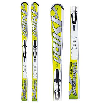 Volkl Racetiger SL Race Stock Speedwall Junior Race Skis, , large