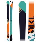 Volkl Kink Jr. Kids Skis 2013