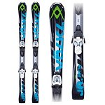 Volkl RTM Jr. 7.0 Kids Skis with Marker 3 Motion 7.0 Bindings 2013