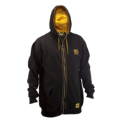 Full Tilt Logo Ful Zip Hoodie, , medium