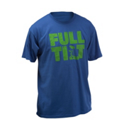 Full Tilt Logo T-Shirt, Royal, medium
